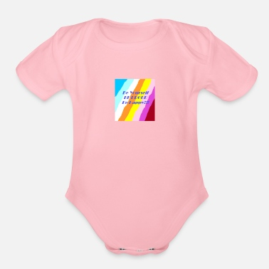 Wear Chi Wear - Organic Short Sleeve Baby Bodysuit