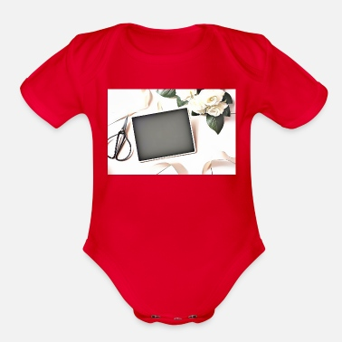 Occasion 31 Birthday - Special Occasion - Organic Short Sleeve Baby Bodysuit