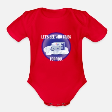 Sour Sour Milk - Organic Short-Sleeved Baby Bodysuit