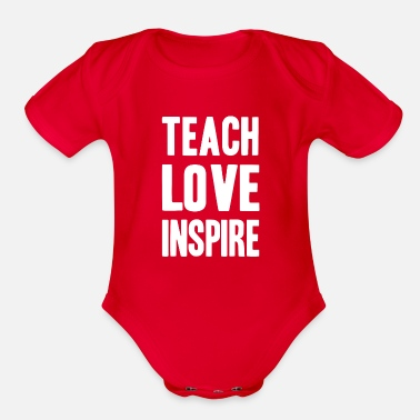 Role Model role model - Organic Short Sleeve Baby Bodysuit