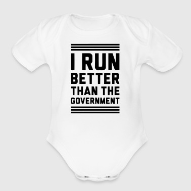 Governement - Short Sleeve Baby Bodysuit