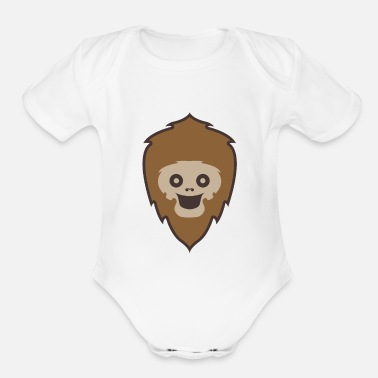 Bigfoot Bigfoot - Organic Short Sleeve Baby Bodysuit