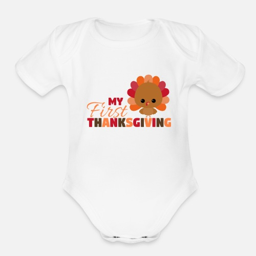 My First Thanksgiving By Californiaprintables Spreadshirt