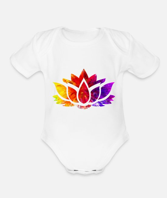 Treading Baby One Pieces - Dope brand - Organic Short-Sleeved Baby Bodysuit white