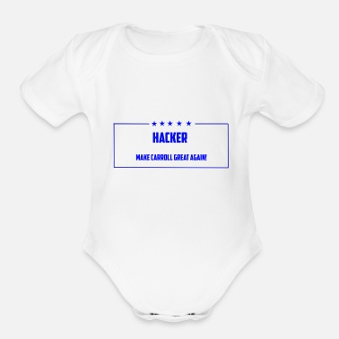 Campaign Campaign Apparel - Organic Short-Sleeved Baby Bodysuit