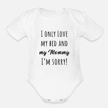 Funny Pregnancy Funny Baby Birth Pregnancy Parenting - Organic Short Sleeve Baby Bodysuit
