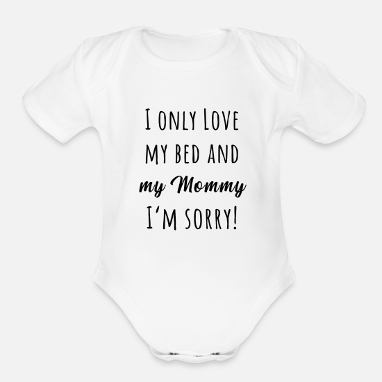 de7cb500d Funny Baby Clothing - Funny Baby Birth Pregnancy Parenting - Organic Short-Sleeved  Baby Bodysuit