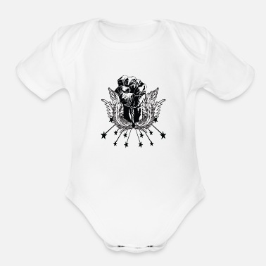 Occupy Wall Street Occupy Wall Street - Organic Short-Sleeved Baby Bodysuit