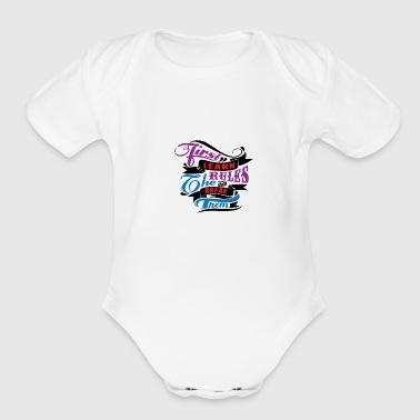 provocative awesome horny naughty alcohol birthday - Organic Short Sleeve Baby Bodysuit