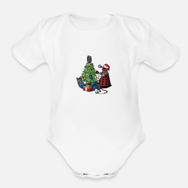 Decorator DECORATE - Organic Short-Sleeved Baby Bodysuit
