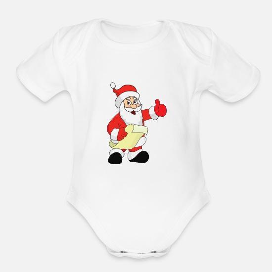 Baby Elf Cute Christmas Gift Santa/'s Lil/' Elf Holiday Baby Long Sleeve Bodysuit