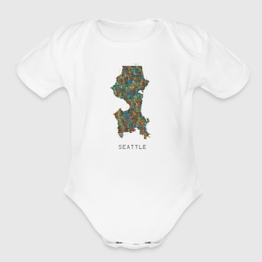 Shop Seattle Baby Bodysuits Online Spreadshirt
