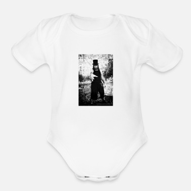 Freak The Freak - Organic Short-Sleeved Baby Bodysuit