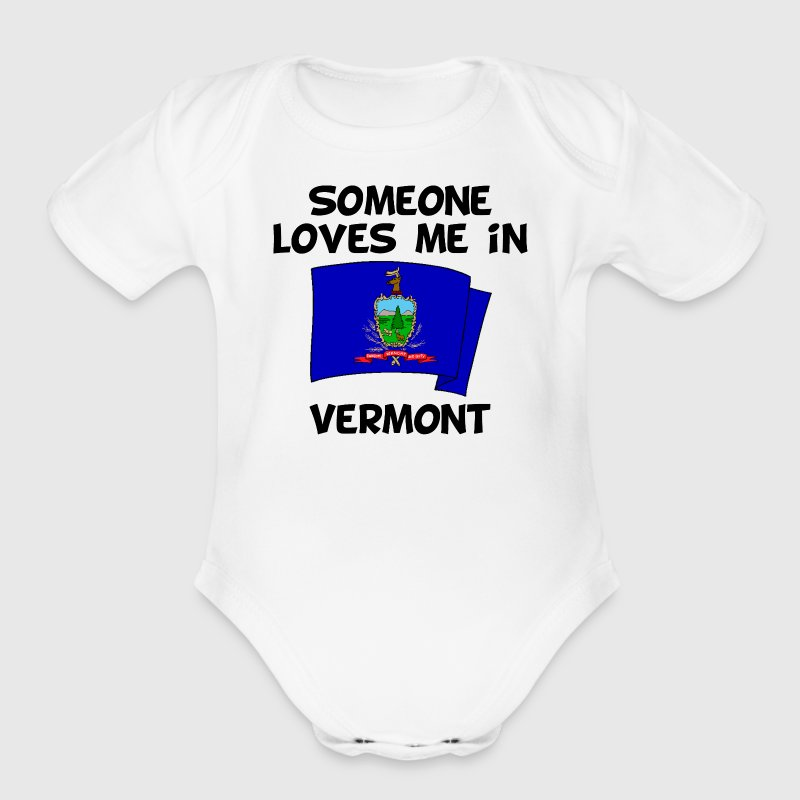 Someone In Vermont Loves Me By Awesome Shirts Spreadshirt