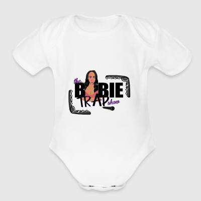 The Boobie Trap Show Tee - Short Sleeve Baby Bodysuit