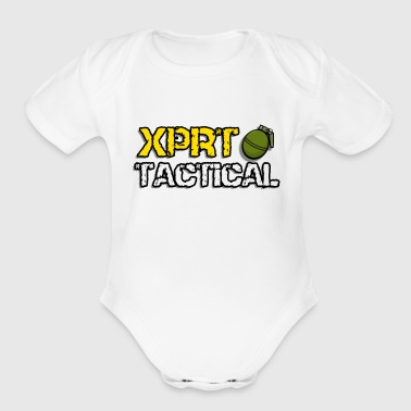 Xprt Tactical - Short Sleeve Baby Bodysuit
