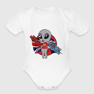 Penny - UK - Short Sleeve Baby Bodysuit