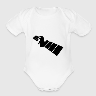Space Control - Short Sleeve Baby Bodysuit