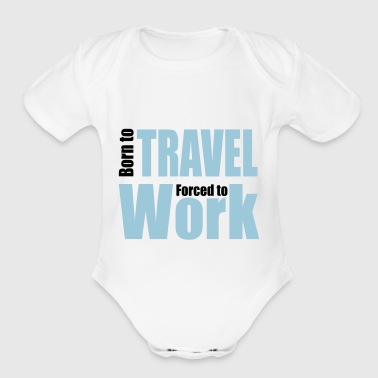 2541614 13082071 travel - Short Sleeve Baby Bodysuit