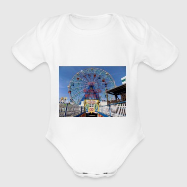 Wonder - Short Sleeve Baby Bodysuit