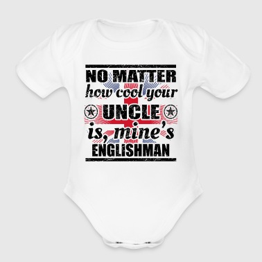 no matter uncle cool onkel gift England png - Short Sleeve Baby Bodysuit