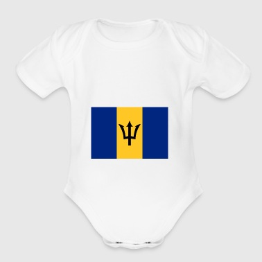 Barbados - Short Sleeve Baby Bodysuit