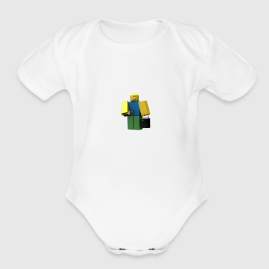Noob - Short Sleeve Baby Bodysuit