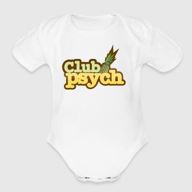 shop club baby bodysuits online spreadshirt. Black Bedroom Furniture Sets. Home Design Ideas