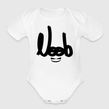 Noob Troll - Short Sleeve Baby Bodysuit