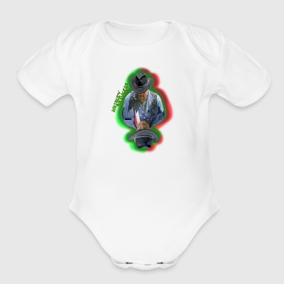 Clint Up - Short Sleeve Baby Bodysuit