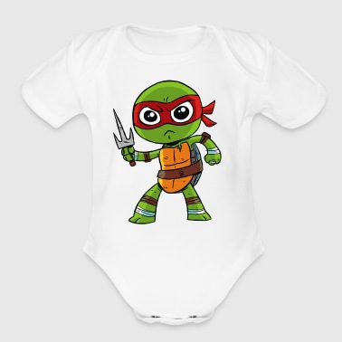Cool but Rude - Short Sleeve Baby Bodysuit