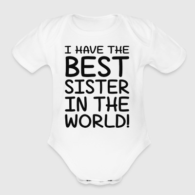 Idea For Brothers - Short Sleeve Baby Bodysuit