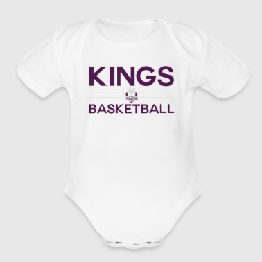 South Geelong Kings - Short Sleeve Baby Bodysuit
