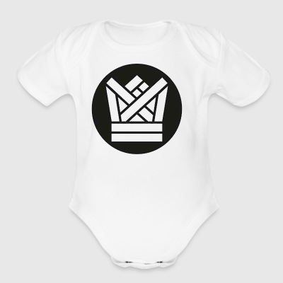 renegangsavage - Short Sleeve Baby Bodysuit