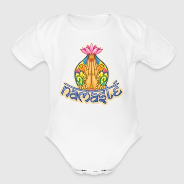 1823 1024 - Short Sleeve Baby Bodysuit