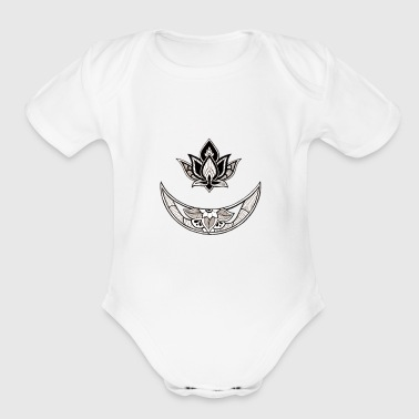 MAGICAL - Organic Short Sleeve Baby Bodysuit