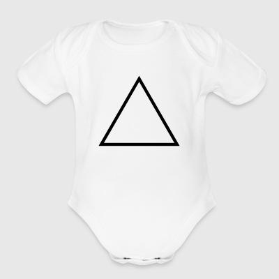 Fire Element - Short Sleeve Baby Bodysuit