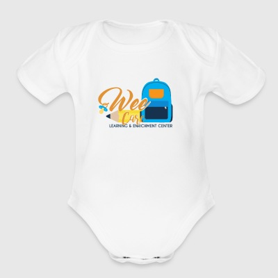 Wee Care - Short Sleeve Baby Bodysuit