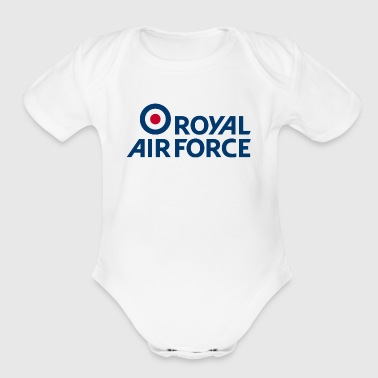 air force56 - Short Sleeve Baby Bodysuit