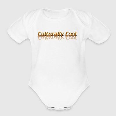 Culturally Cool Gear - Short Sleeve Baby Bodysuit