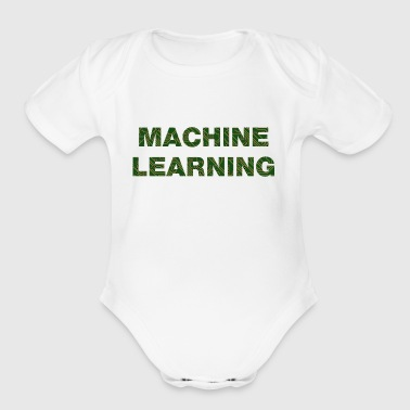 Machine learning - Short Sleeve Baby Bodysuit