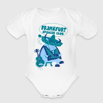 Frankfurt Spanish Club - Short Sleeve Baby Bodysuit