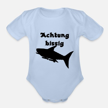 Snappy Snappy - Organic Short-Sleeved Baby Bodysuit