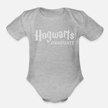 Witchcraft Witchcraft Graduate - Organic Short-Sleeved Baby Bodysuit