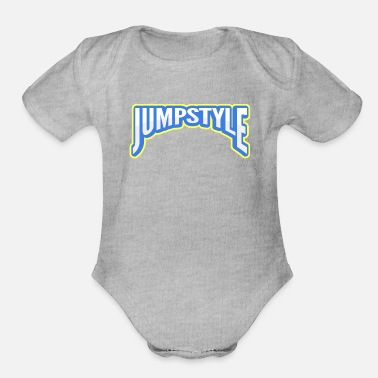 Jumpstyle jumpstyle - Organic Short-Sleeved Baby Bodysuit