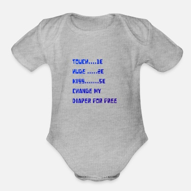 Body Baby body - Organic Short-Sleeved Baby Bodysuit