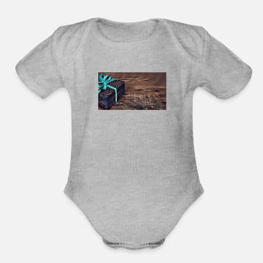 Occasion 27 Birthday - Special Occasion - Organic Short Sleeve Baby Bodysuit