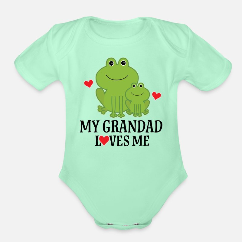 Im Going to Love Frogs When I Grow Up Just Like My Grandpa Toddler//Kids Sweatshirt
