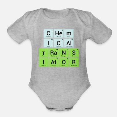 Translation Chemical Translator For Translators In Science Organic Short Sleeve Baby Bodysuit