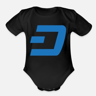 Dash Dash - Organic Short-Sleeved Baby Bodysuit